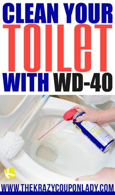 10 WD-40 Hacks You've Never Heard Before - The Krazy Coupon Lady