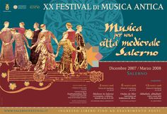 XX Festival di Musica Antica - Salerno, 2008