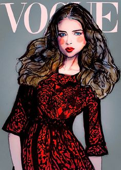 Danny Roberts Inspired by Paola Kudacki for Vogue Latino America