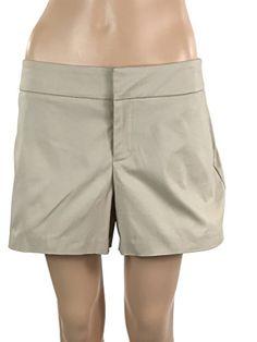 f5188d87964 Maison Jules Womens Chino Shorts Oxford Tan 4