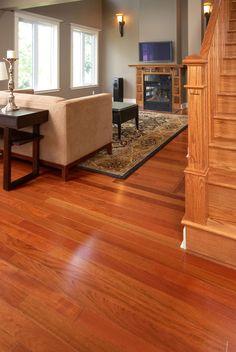 Jatoba Natural. Gaylord Hardwood Flooring