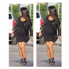 14 Maternity Wear Tips Kourtney Kardashian Taught Us In 2014