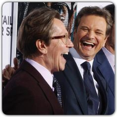 Colin Firth & Gary Oldman