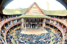 the Globe Theater in London. probably the only place in the world where I would willing see Shakespeare performed! Great Fire Of London, The Great Fire, Shakespeare Theatre, William Shakespeare, London Theatre, Globe Theatre, Arts Theatre, Theatre Design, Stage Design