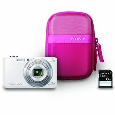 Sony Digital Camera Mother's Day Bundle $198.00