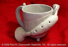 Trumphlute Mug - View Two by Paul Chenoweth, via Flickr