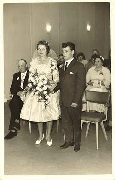 Opa en Oma trouwen
