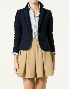 A well styled high quality blazer can make any outfit look well polished