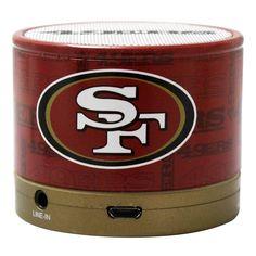 Bocina Bluetooth NFL San Francisco - $230.00 en Walmart.com.mx