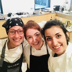 Selfie felice da 12 ore di servizio private cheffing sempre col sorriso. @viola_demedici @vege.lab