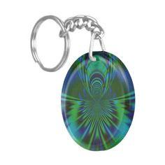 #Blue #Bird Acrylic #Key #Chains