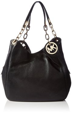 f91b66703c2bd Michael Kors Fulton Large Leather Shoulder Bag    Read more reviews of the  product by
