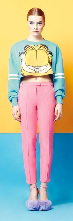 Suggested by Brittany Morgan on MTB14 Lazy Oaf  @kayleigh_maria