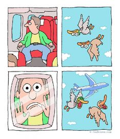 15 Absolutely Hilarious Comic Strips Showing That Animal Life Is Also Full of Fun