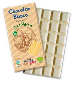 Chocolate blanco  http://www.chocolatessole.com/portfolio/chocolate-blanco-ecologico/