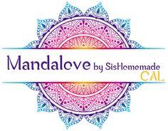 Ravelry: Mandalove CAL pattern by SisHomemade Half Circle, Circle Pattern, Crochet Accessories, Ravelry, Shawl, Appreciation, Triangle, Tapestry, Tejidos