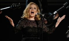Love Adele and I want this dress.