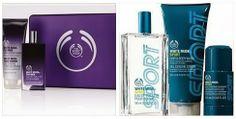 Amostras e Passatempos: The Body Shop - Passatempo Dia do Pai