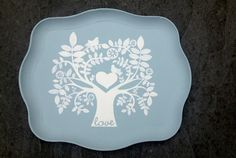 SOLD but can be made to order  Tree of Love by BelleMaisonMarket