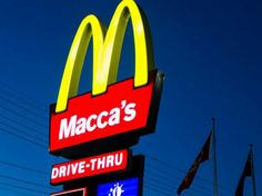 Mc'Donalds changes his name for the very first time, in Australia. Is this a good move? #Branding    Understanding the consumer and the local culture.
