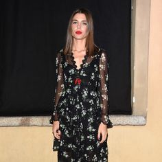 Charlotte Casiraghi and several other girls wore Gucci at Milan Fashion Week. But who wore it best? Cast your vote on wmag.com.