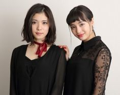 『ちはやふる -下の句-』広瀬すず&松岡茉優 単独インタビュー Japanese Girl, Pretty Woman, Asian Beauty, Interview, Beautiful Women, Actresses, Lady, Womens Fashion, Cute