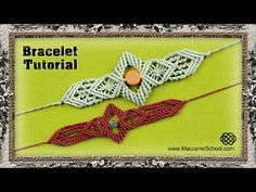 Macrame Sword Bracelet Tutorial | Macrame School. Link download: http://www.getlinkyoutube.com/watch?v=cgjPeWMkpuI