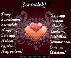 *alliteracio kuckója*: ❤♥♥ SZERELEM ♥♥❤ (gyönyörű képek, versek, idézetek) I Love You, My Love, Forever Living Products, Thoughts, Happy, Quotes, Inspiration, Google, Funny Husband
