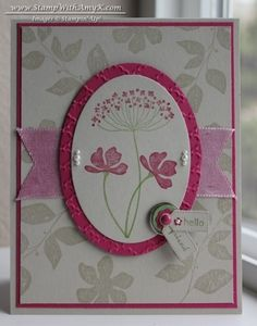 Summer Silhouettes with Tiny Tags by amyk3868 - Cards and Paper Crafts at Splitcoaststampers