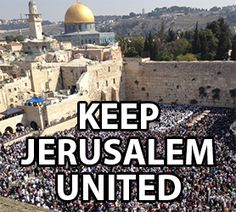 Click here to Sign the Jerusalem Declaration