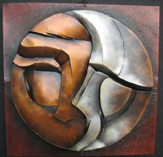 A Contemporary Abstract Yin & Yang Wall Art Frame by iUniqueArt. $199.95. Hand-Painted and Finished with Outdoor Quality Paints. Hand-Crafted in Guadalajara, Mexico. Strong 22-Gauge Sheet Metal Construction. Hand-Cut with Plasma Torch. This piece is sure to become a focal point in any room that it occupies! It is the perfect combination of a traditional theme, the yin and yang, and a highly contemporary design and look. The result is spectacular!