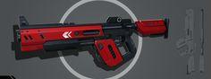 Shotgun, soundhunter . on ArtStation at https://www.artstation.com/artwork/shotgun-aa8cac52-c5c5-4d4a-a64c-358b344224c9
