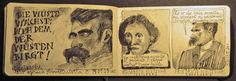 Friedrich Nietzsche and the role his sister Elisabeth had in his life
