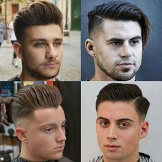 Haircuts for Guys With Round Faces