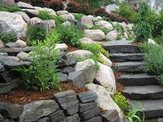 Rock+Landscape+Design+Ideas   ... Landscape Ideas That Are Superb : Landscape Rock Garden Design Ideas