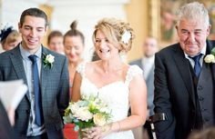 Relaxed, professional, documentary wedding photography by Sarah