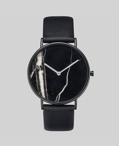 Black Stone / Black Leather