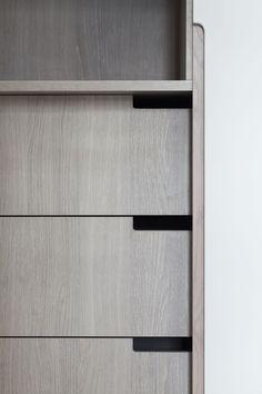 Pull door handle joinery details 41 New ideas Wardrobe Handles, Wardrobe Drawers, Wardrobe Doors, Bedroom Wardrobe, Cabinet Design, Door Design, Cabinet Handles, Door Handles, Door Pulls
