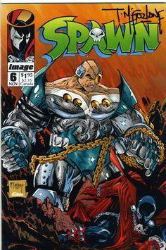 Baixar ou Ler Online Spawn Livro Grátis PDF/ePub - Todd McFarlane, The Mob is fed up with losing their men to an unknown assailant. Finally deciding that Spawn is the killer , they send. Spawn Comics, Marvel Comics, Spawn 1, Ms Marvel, Captain Marvel, Comic Book Covers, Comic Books Art, Book Art, Book Images