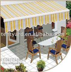 1000 Images About Awnings On Pinterest Aluminum Awnings