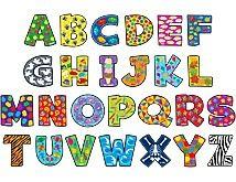 Alphabet Mini Bulletin Board Display Set