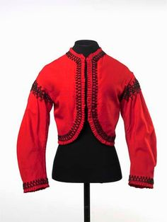 Another Zouave Jacket, ca. 1865