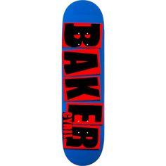 Brand new Baker Cyril Jackson Brand Name Deck - now at Warehouse Skateboards! #skateboards #whskate