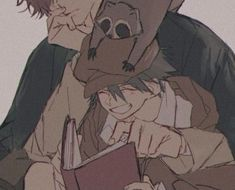 join the discord for more icons (´・ᴗ・ ` ) ♡ Cute Anime Profile Pictures, Matching Profile Pictures, Manga Art, Anime Art, Best Friend Couples, Anime Guys Shirtless, Bungou Stray Dogs Characters, Cute Anime Coupes, Arte Obscura