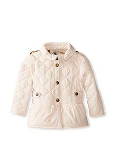 Burberry Kid's Jacket (Khaki)