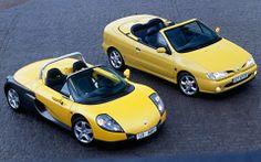 Renault Sport Spider 1995-05