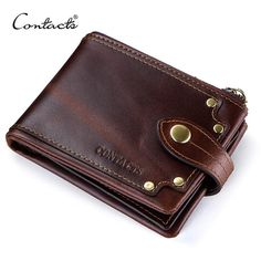 Short Styles 2 Exclusive Colors Wallet Genuine Leather Men's World qUwZIw