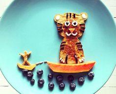 Creative food Art (17 photos)