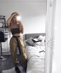 Shop for trendy swimwear, clothing and accessories for women at affordable prices Teenage Outfits, Teen Fashion Outfits, Edgy Outfits, Cute Casual Outfits, Look Fashion, Summer Outfits, Girl Fashion, Daily Fashion, Fashion Styles