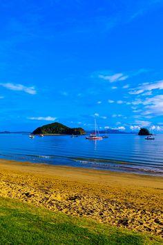 Paihia, Bay of Islands, Northland, New Zealand